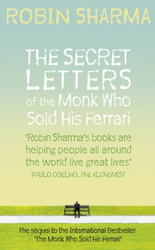 Image for The secret letters of the monk who sold his Ferrari