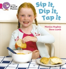 Image for Sip it, dip it, tap it