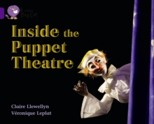 Image for Inside the puppet theatre