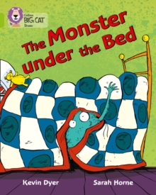 Image for The monster under the bed