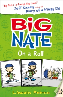 Image for Big Nate on a roll
