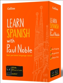 Image for Collins easy learning Spanish with Paul Noble