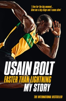 Image for Faster than lightning  : my story