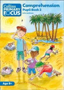 Image for ComprehensionPupil book 2