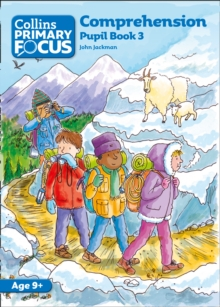 Image for ComprehensionPupil book 3