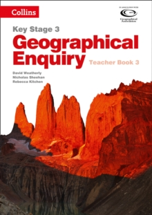 Image for Key stage 3 geographical enquiryTeacher book 3