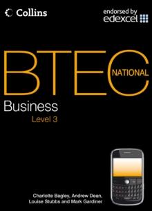 BTEC national businessLevel 3