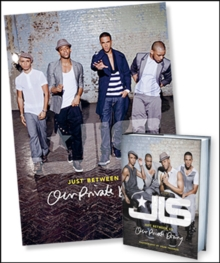 Image for JLS: Just Between Us (Includes Free Poster) : Our Private Diary