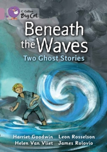 Image for Beneath the waves  : two ghost stories