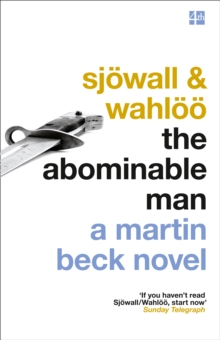 Image for The abominable man