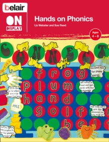 Image for Hands on phonics