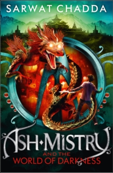 Image for Ash Mistry and the world of darkness