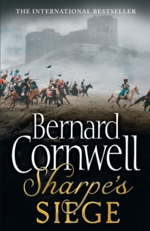 Image for Sharpe's siege  : Richard Sharpe and the Winter Campaign, 1814