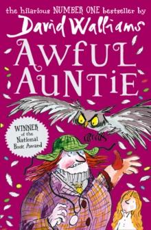 Awful auntie - Walliams, David