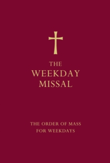Image for The Weekday Missal (Red edition) : The New Translation of the Order of Mass for Weekdays