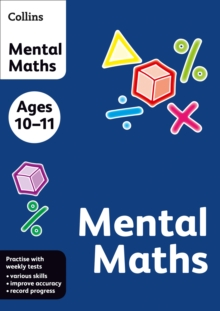Image for Mental mathsAges 10-11