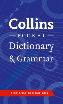 Image for Collins Dictionary and Grammar - Collins Pocket Dictionary & Grammar