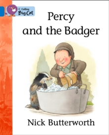 Image for Percy and the Badger