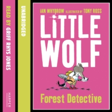 Image for Little Wolf, forest detective