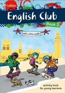 Image for English Club 2 : Age 7-8