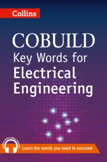 Image for Collins COBUILD key words for electrical engineering