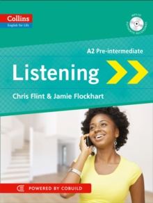Image for ListeningA2 pre-intermediate