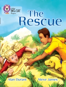Image for The Rescue : Band 07 Turquoise/Band 17 Diamond