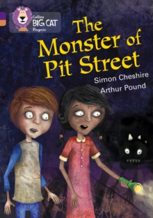 Image for The Monster of Pit Street : Band 08 Purple/Band 12 Copper