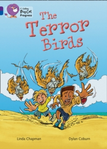 Image for The Terror Birds : Band 08 Purple/Band 16 Sapphire