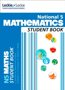 National 5 Mathematics Student Book