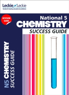 Image for National 5 chemistry success guide