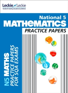 National 5 mathematics practice exam papers