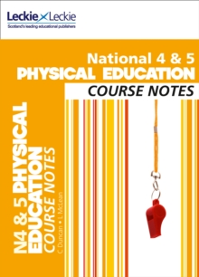 Image for National 4/5 Physical Education Course Notes