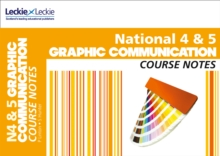 Image for National 4/5 graphic communication course notes