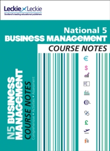 Image for National 5 Business Management Course Notes