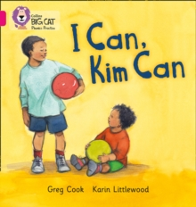 Image for I CAN, KIM CAN : Band 01b/Pink B