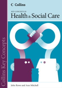 Image for Health and social care