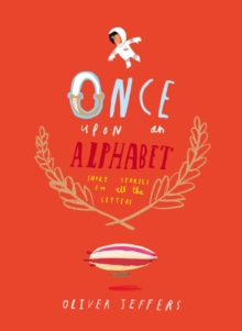 Image for Once upon an alphabet