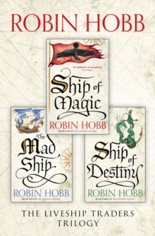 Image for The complete liveship traders trilogy