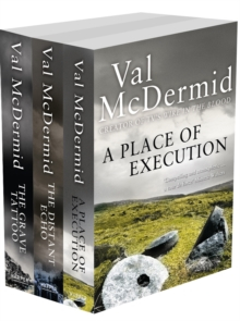 Image for Val McDermid 3-book crime collection