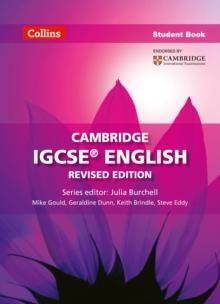 Image for Collins Cambridge IGCSE English: Student book