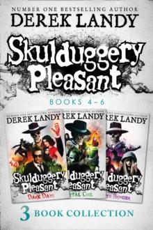 Image for Skulduggery Pleasant.