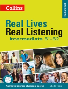 Image for Real lives, real listening: Intermediate