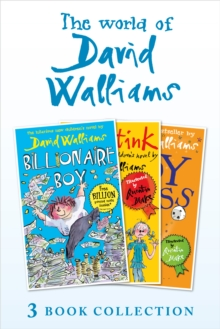 Image for The world of David Walliams: 3 book collection