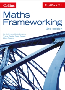Image for Maths frameworkingPupil book 2.1