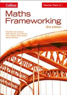 Image for Maths frameworkingTeacher pack 3.1
