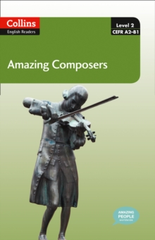 Image for Amazing composers