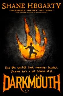 Darkmouth - Hegarty, Shane