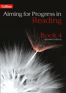 Image for Aiming for progress in readingBook 4