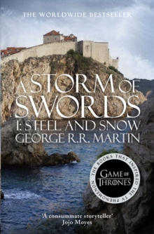 Image for A storm of swordsPart 1,: Steel and snow